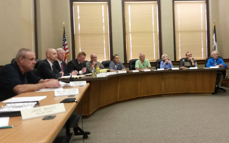 Oskaloosa City Council Meets Comes To Agreement With Municipal