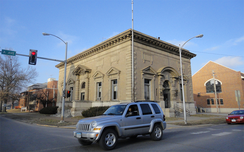 KBOE_Radio_Oskaloosa_Post_Office