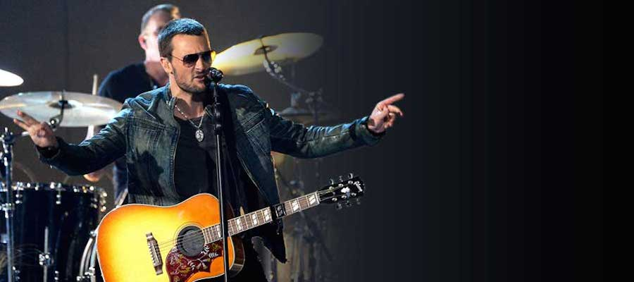 Eric Church KBOE Country Radio
