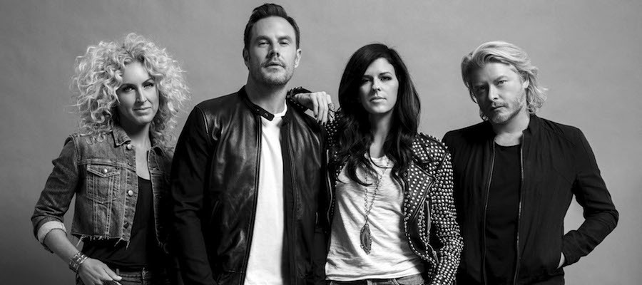 Little Big Town KBOE Radio