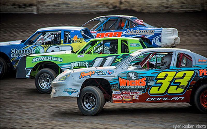 Holley Iron Man Series Set For Sioux Center June 4 Ready
