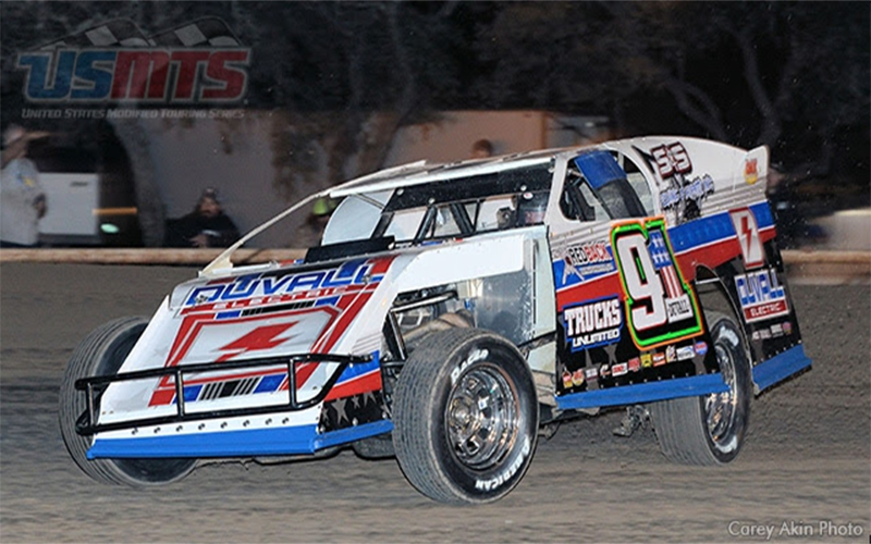Duvall Delivering For Amp Energy During Hunt For The Usmts