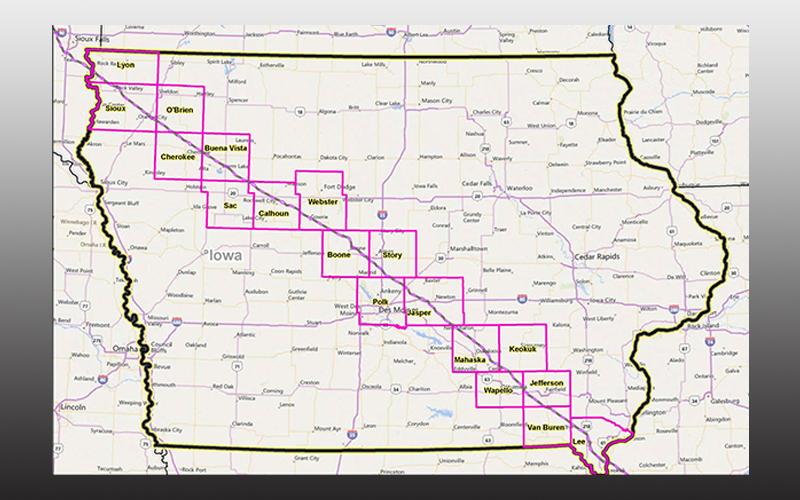 Dakota Access Pipeline Iowa Map.First Responders In Iowa Receiving Checks From Dakota Access