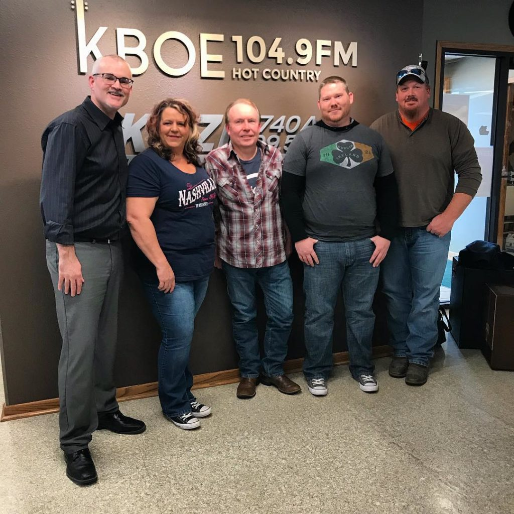 We were joined today by Midnight Blue Country Band duringhellip