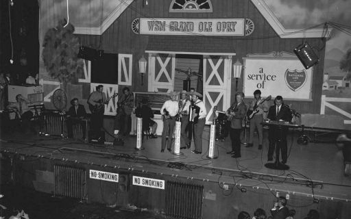 This day in 1950: The Grand Ole Opry makes it's television debut ...